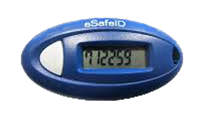 eSafe ID key fob